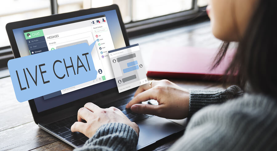 Web (Live) Chat – the Hidden, Untapped Potential for Your Business