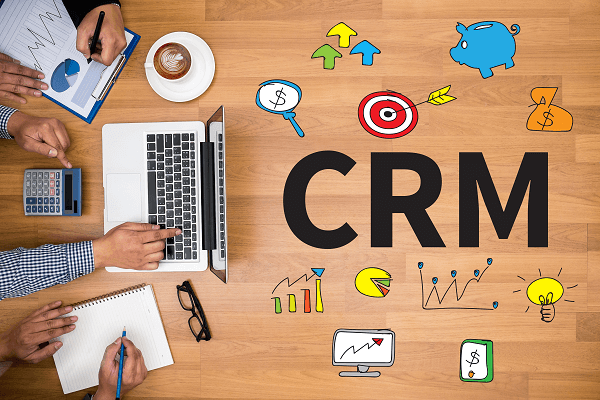 CRM система от InfoServ CRM