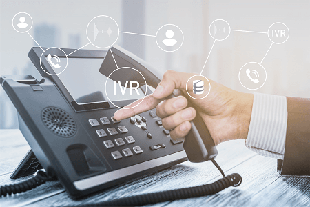 Call Center IVR