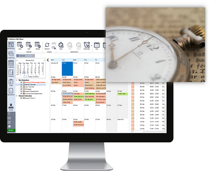 InfoServ CRM Time Management